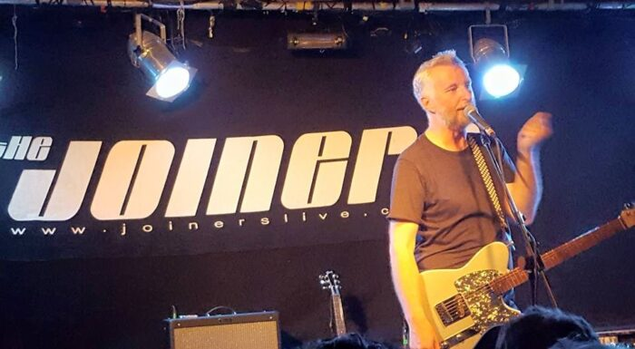 BB at the Joiners by Charlie Hislop