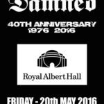 Damned Albert Hall A5 Jun15