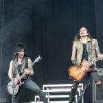 Interview and Live Review: Black Veil Brides – we caught up with the Cali post-hardcore / glam rockers at this year's Download