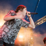 Interview: In Hearts Wake – we caught up with the Aussie metalcore band at this year's Download Festival