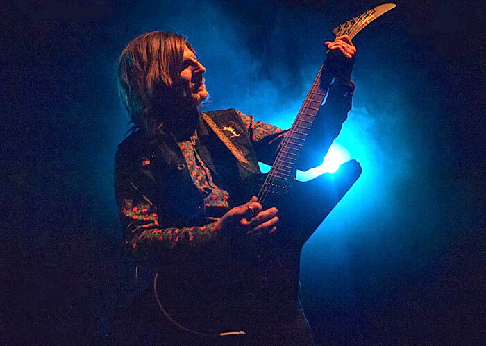 Dylan Carlson of Earth