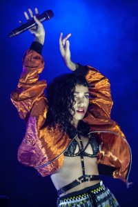 FKA Twigs By Keira Cullinane Field Day 2015