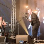 Slaves Glastonbury John Peel Stage