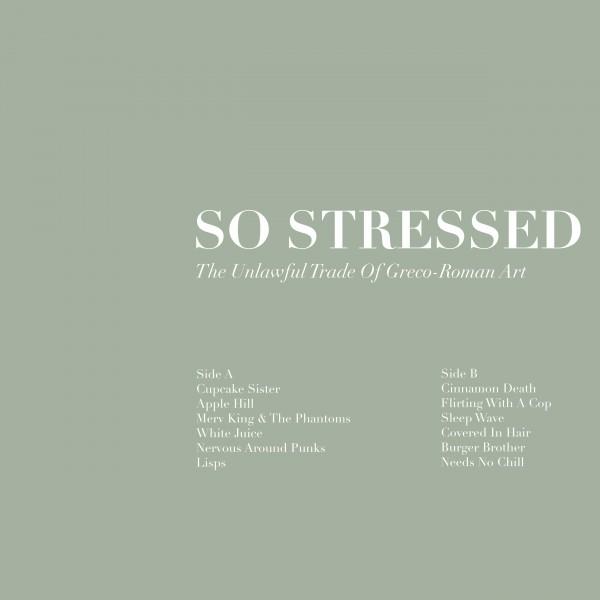 So Stressed Album Cover
