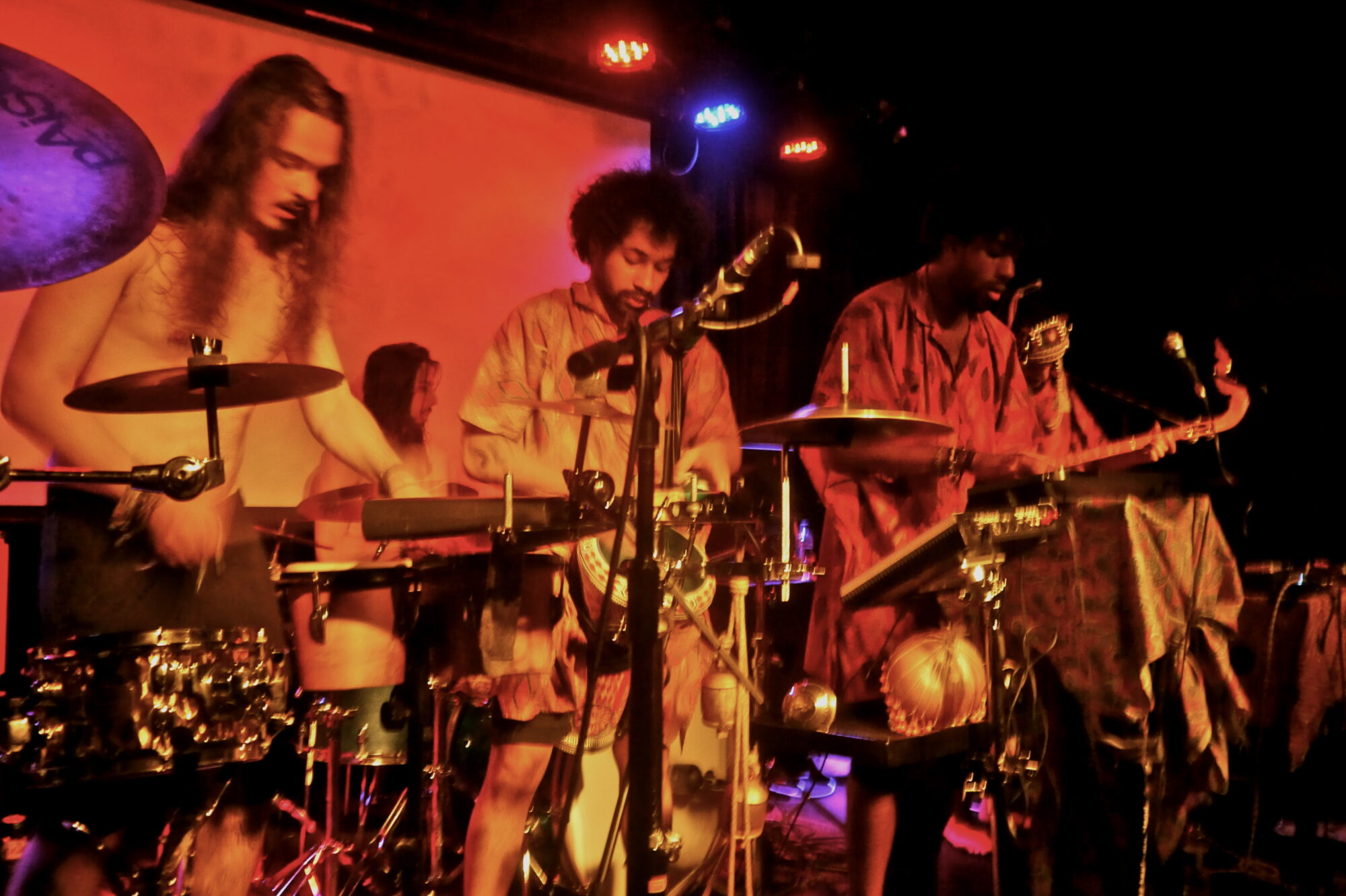Flamingods, The Lexington