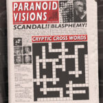 Paranoid Vision Crytic Cross Words