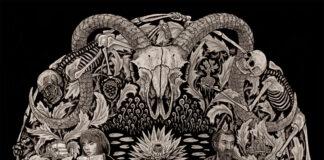 Petrels Flailing Tomb Album Cover