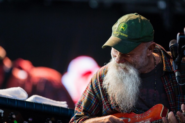 Seasick Steve - Bristol Summer Series 01