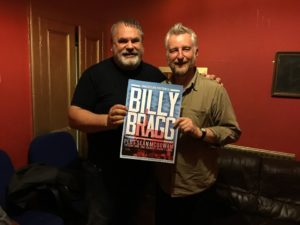 pat and billy by Tim Betts