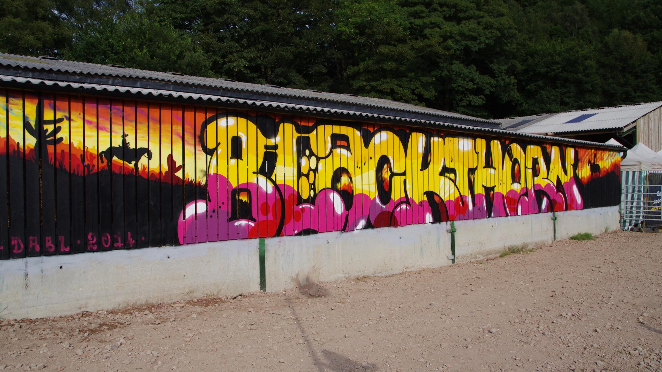 Blackthorn Festival 2015