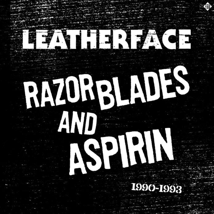 Leatherface Box-Set Cover