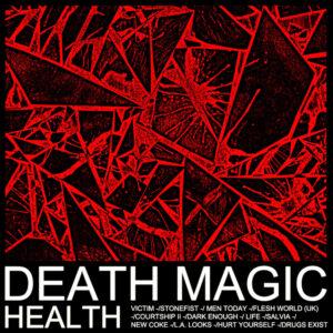 Health - Death Magic Album Cover