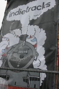 Indietracks banner
