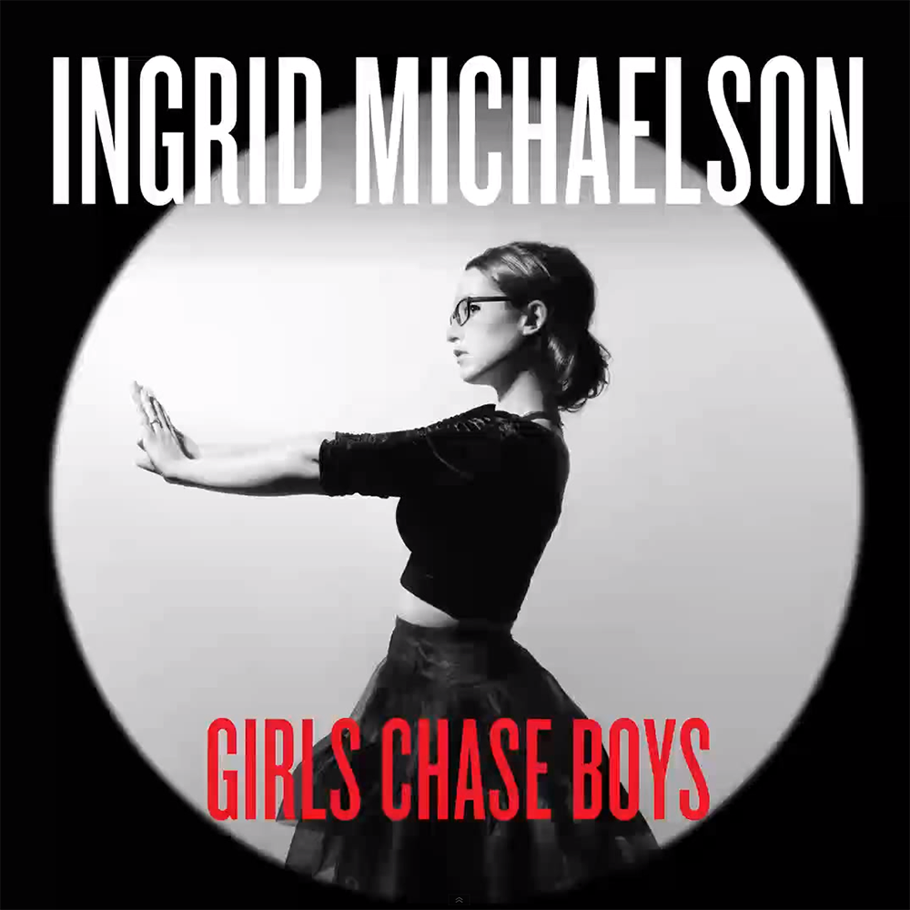 Girls Chase Boys cover