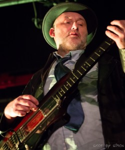 Jah Wobble's Invaders of the Heart : Galashiels : live review