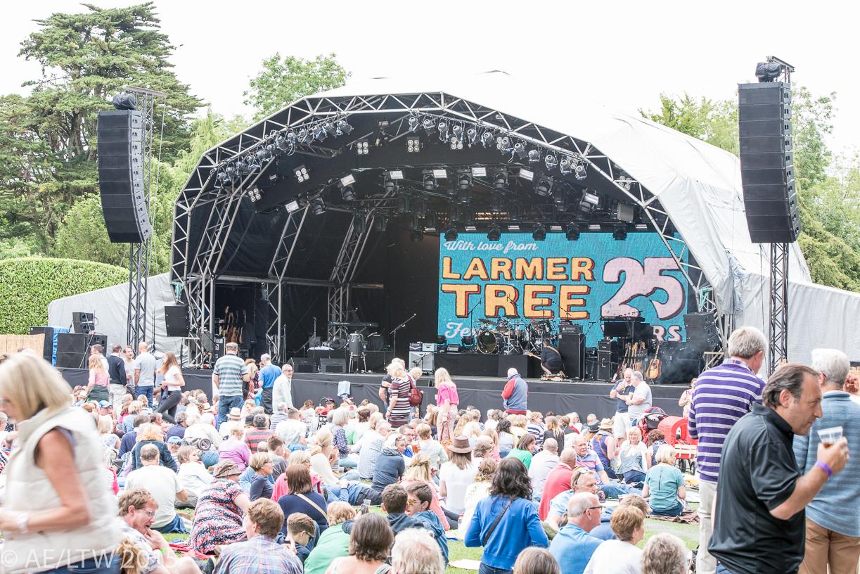 Larmer Tree Festival