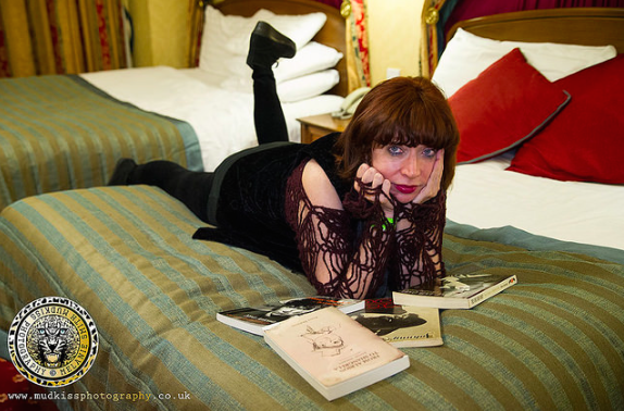 Nina Antonia Author © Melanie Smith