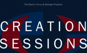 Creation Sessions Logo