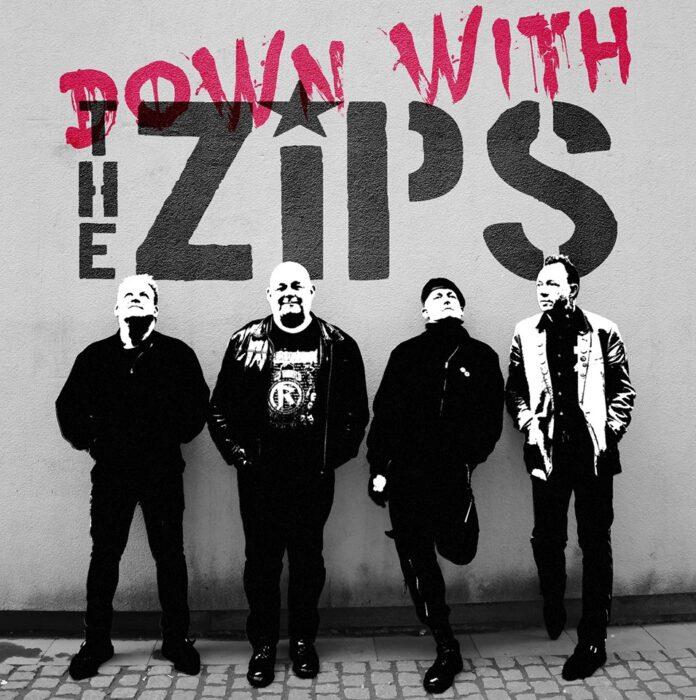 The Zips album cover