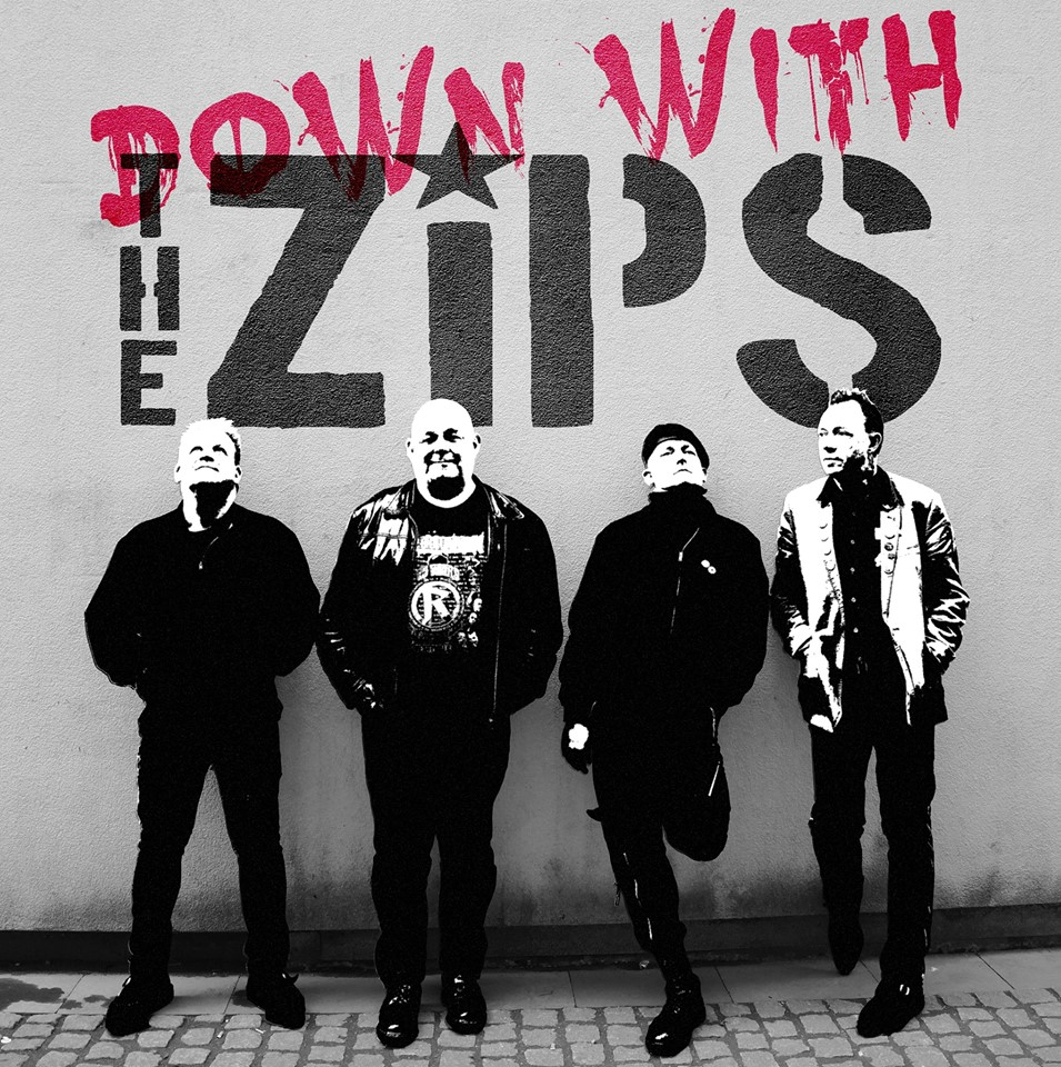 The Zips album cover
