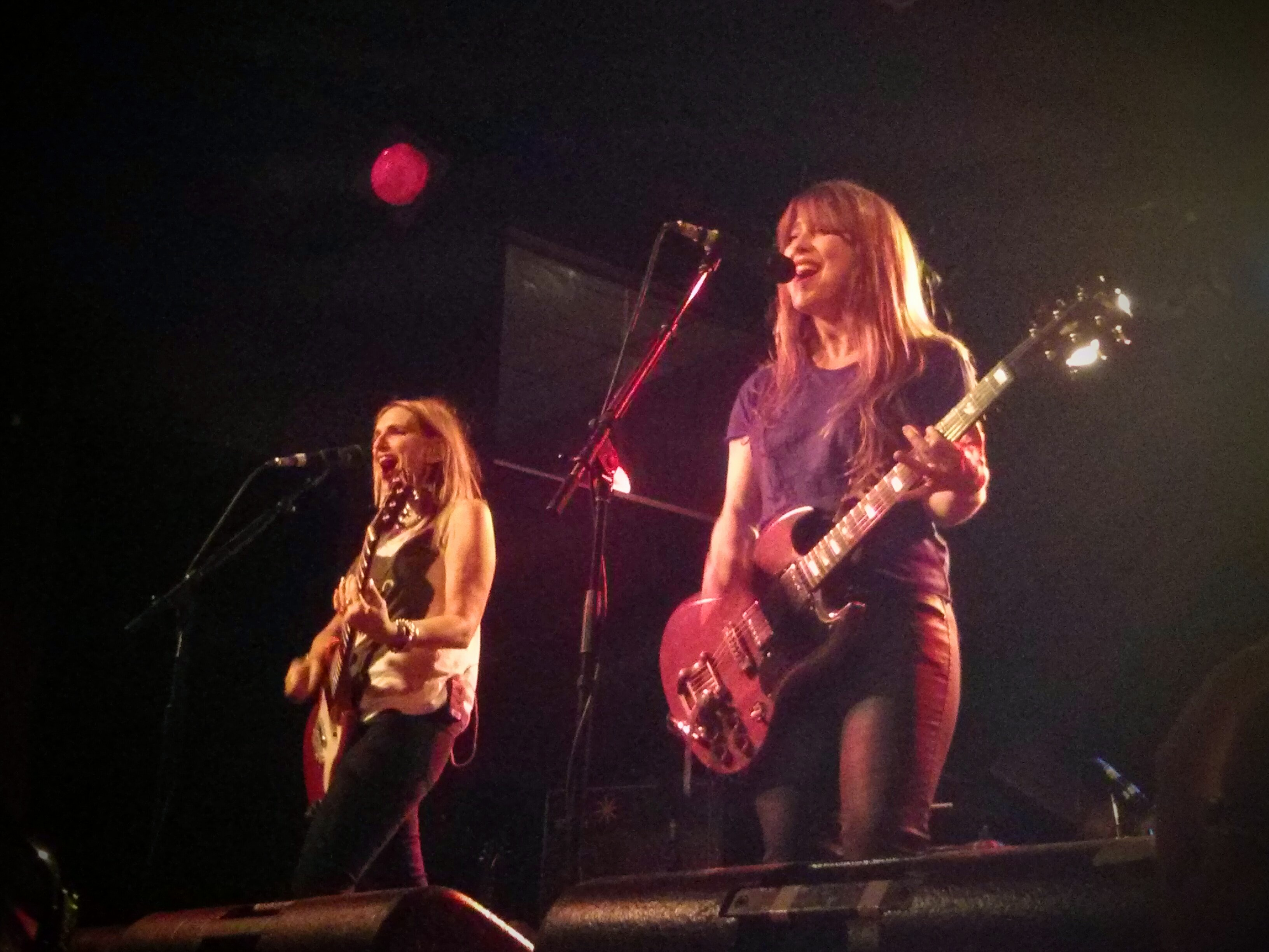 veruca salt lee s palace toronto live review louder than war