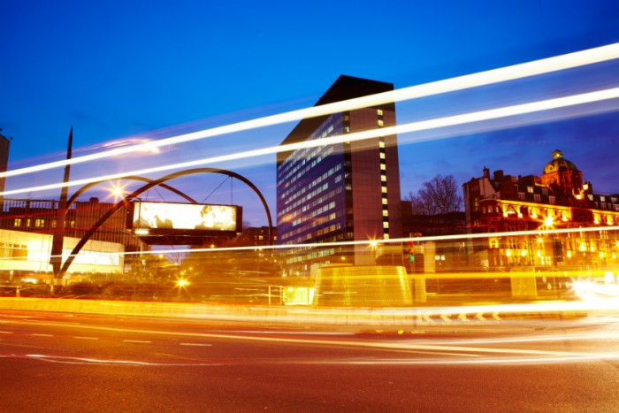 tech-city-old-street-investment-roundabout-night