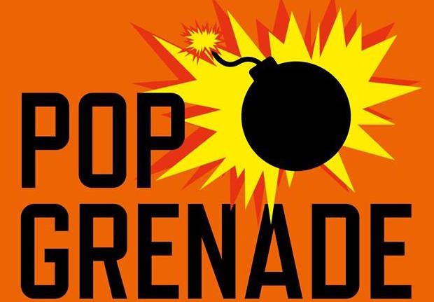 Pop Grenade - From Public Enemy to Pussy Riot: Dispatches from Musical Frontlines