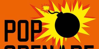Pop Grenade -From Public Enemy to Pussy Riot:Dispatches from Musical Frontlines by Matthew Collin