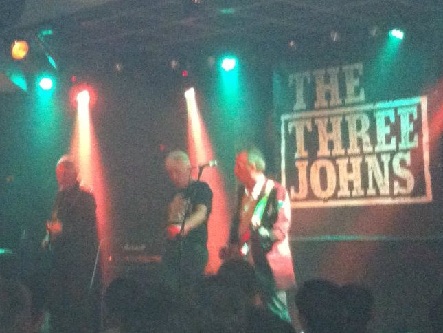The Three Johns: Brudenell Social Club, Leeds - the return of The Three Johns!