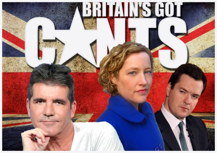 Britain's Got C*nts