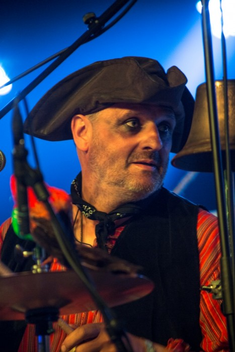 Galleon Blast - Mark Radcliffe