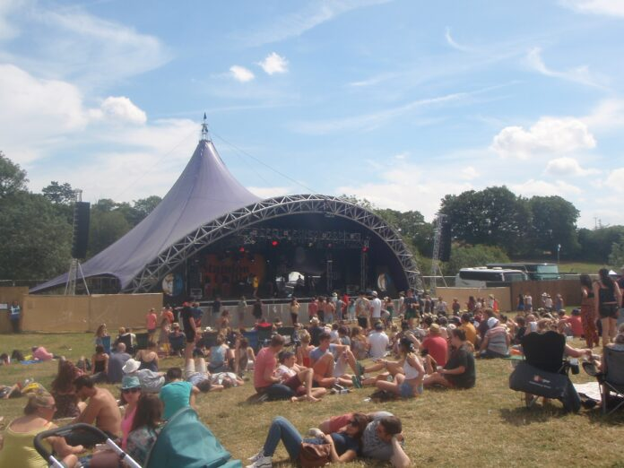 STANDON CALLING MAIN STAGE 2015