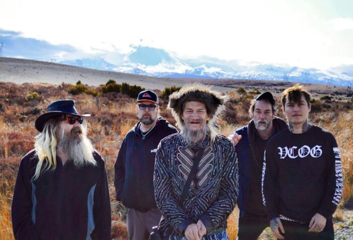 SNFU - New Zealand take by Tim Edwards