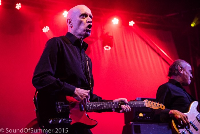 Wilko Johnson Wickham Festival: Wickham Hampshire - live review