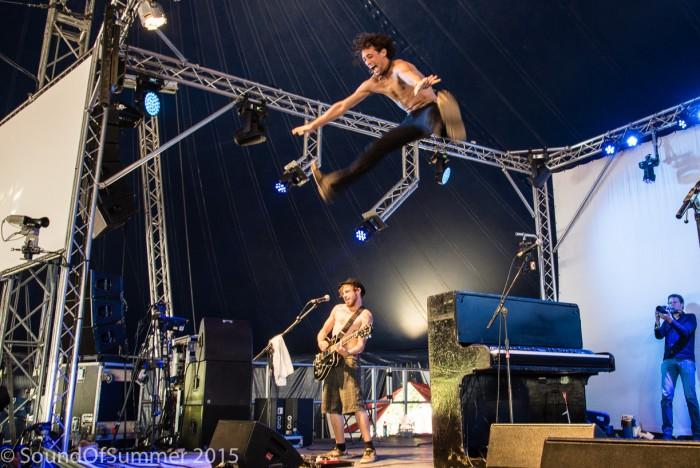 Wickham Festival: Wickham Hampshire - live review