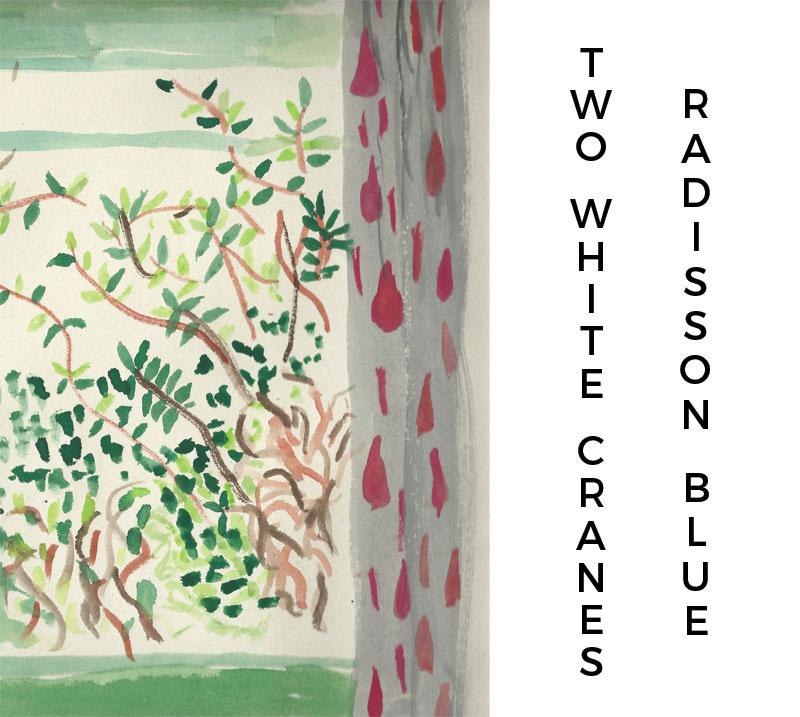 Two White Cranes Radisson Blue