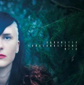 Sara Forslund Water Became Wild album cover