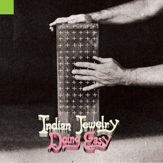 Indian Jewellery - Doing Easy Cover Art