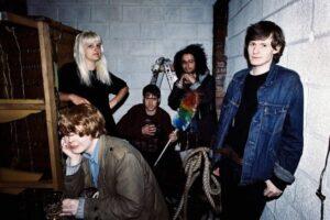 evans the death band promo shot