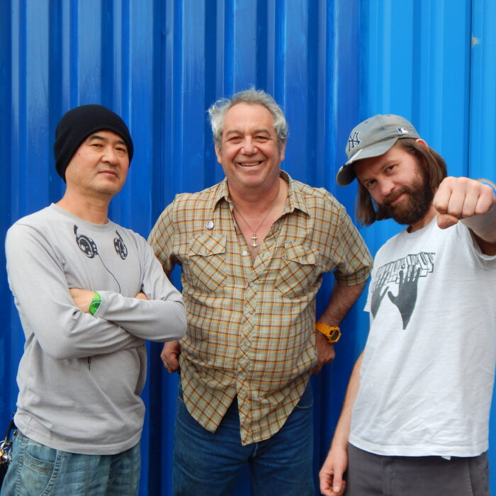 Sam Dook Mike Watt E-da