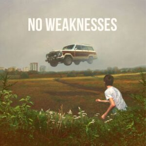 Dirty Nil No Weaknesses Single Cover