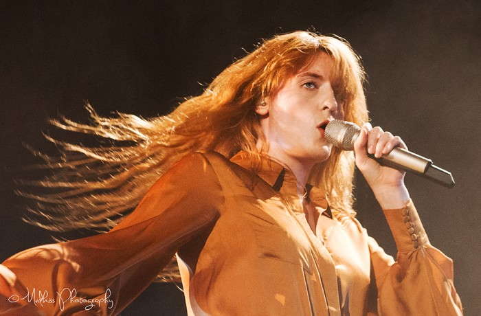 Florence + The Machine - Manchester - Florence Welch