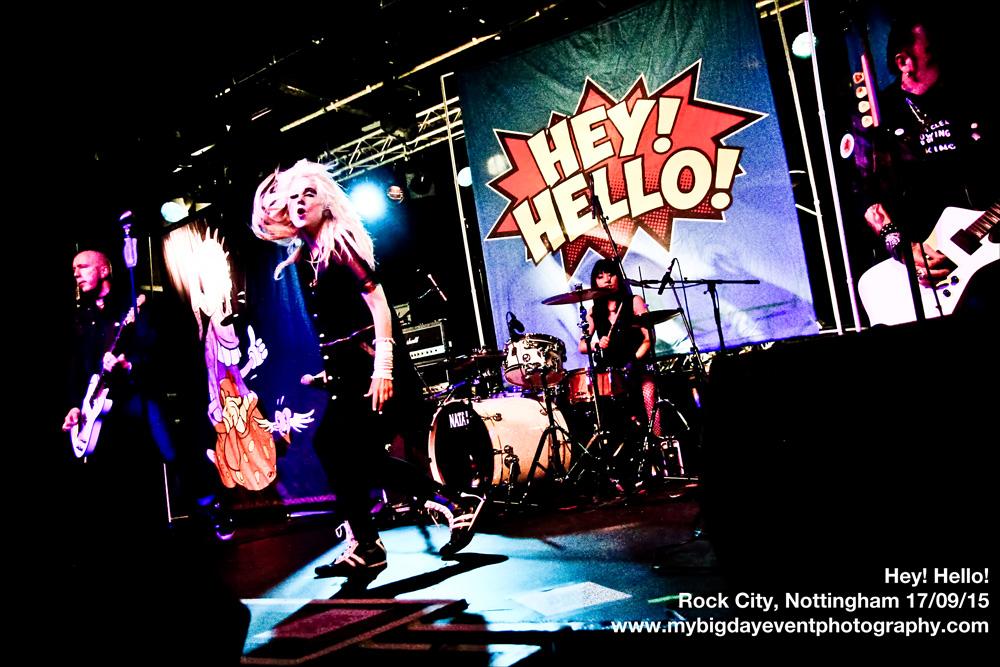 The Wildhearts| Baby Chaos | Hey! Hello! : Rock City, Nottingham