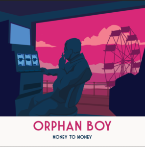 Orphan Boy Grimsby Band Album Cover Coastal Tones