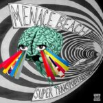 Menace Beach - Super Transportereum Cover