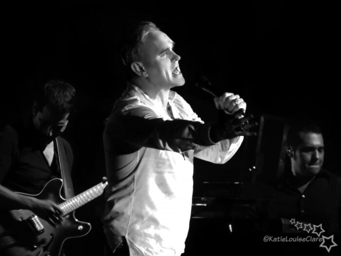 Morrissey Hull Arena September 18th 2015 3