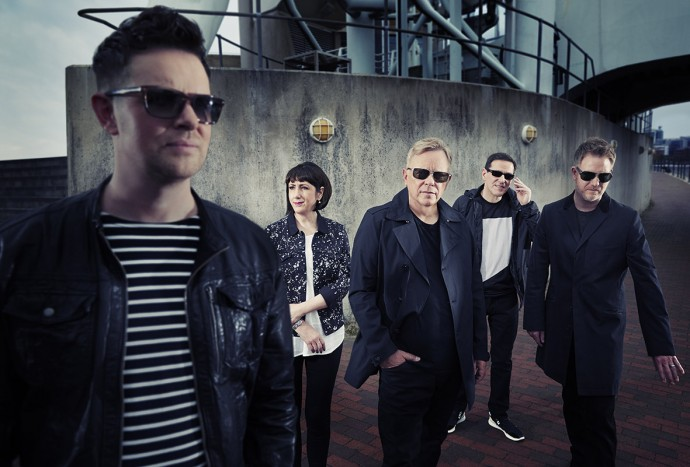 New Order Photograph Credit Nick Wilson