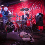 PINS - Portland Arms - Cambridge 17 Sep 2015