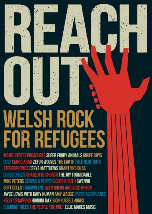 Reach Out - Welsh Rock For Refugees