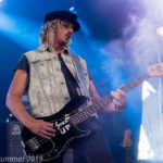 Sunset Sons - Reading Festival - interview and live review